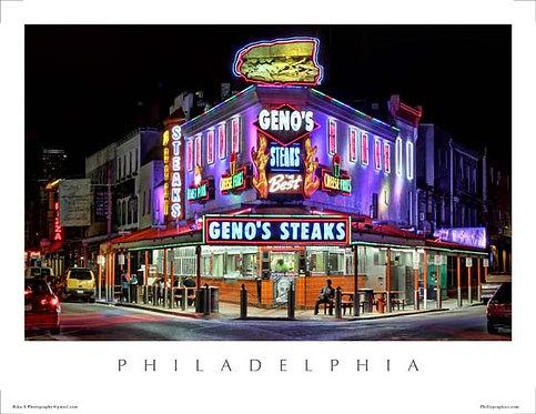 Geno's Steaks - 154S