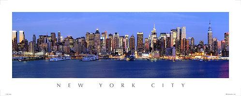 New York City Skyline - 800PS