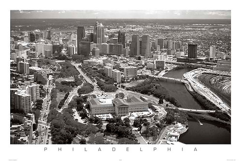 Philadelphia Aerial - 147LBW