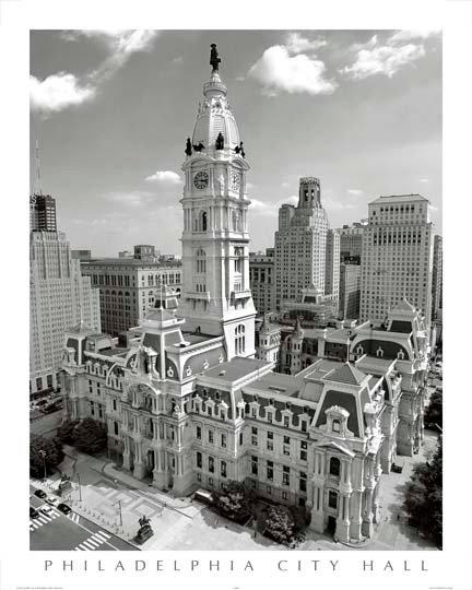City Hall - 114LBW (24x30)