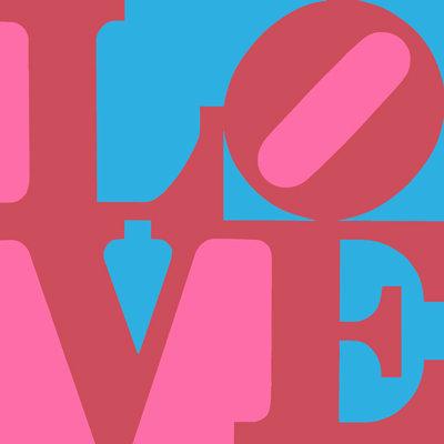Color Block - LOVE357