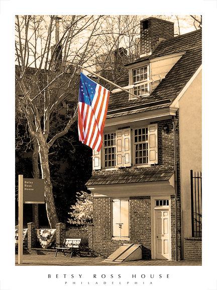 Betsy Ross House - 108MV