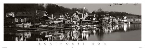 Boathouse Row Holiday Lights - 118PMBW