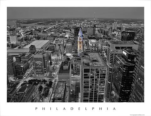 Philadelphia Aerial - 200BW2S