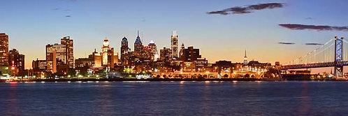 Philadelphia from Camden - 177PL