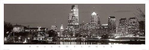 Philadelphia Skyline - 148PMBW