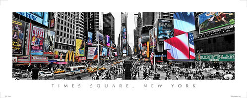 Times Square, NYC - 802PS