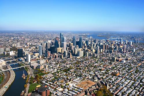 Philadelphia Aerial - 504L