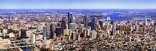 Philadelphia Aerial - 115PL