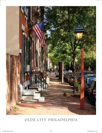 Olde City Philadelphia - 105S