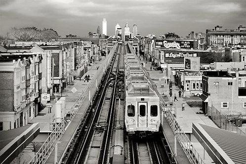 63rd Street Station - 159XLBW