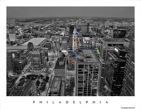 Philadelphia Aerial - 200BW3S