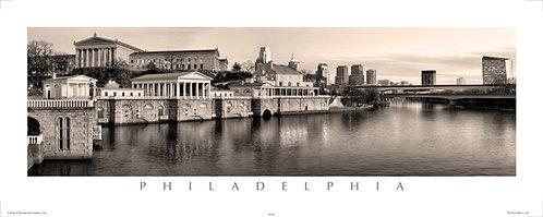 Philadelphia Waterworks - 168PSV