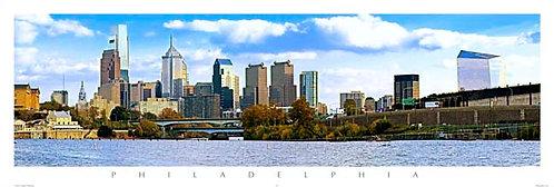 Philadelphia Skyline - 156PM