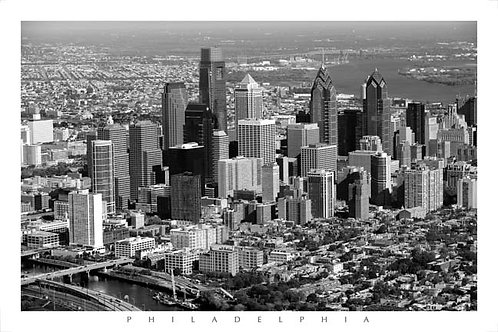 Philadelphia Aerial - 115LBW