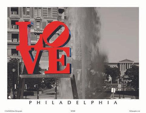 Love Park - 129SBW