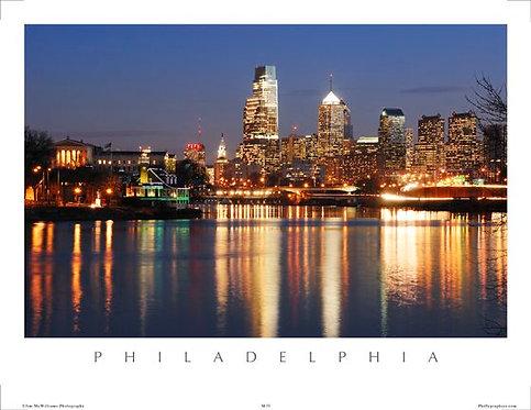 Philadelphia Skyline - 148S