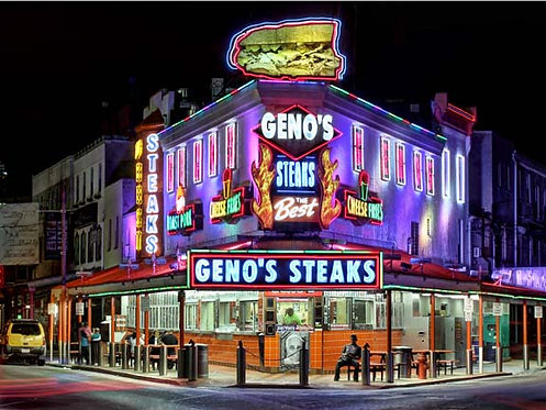 Geno's Steaks - 154M
