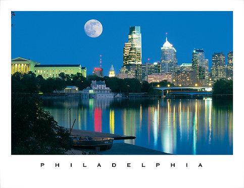 Moon Over Philadelphia - 136S