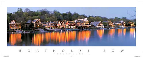 Boathouse Row - 158PS