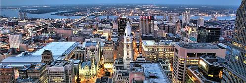 Philadelphia Aerial - 200PM