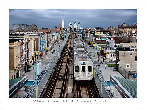63rd Street Station - 159M