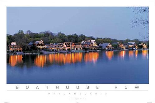 Boathouse Row - 158L