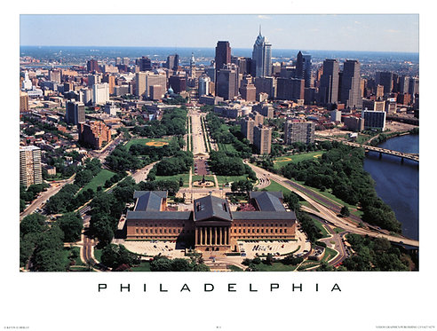 Philadelphia Aerial - 160S