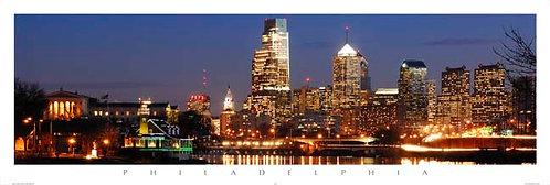 Philadelphia Skyline - 148PM