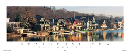 Boathouse Row - 145PS