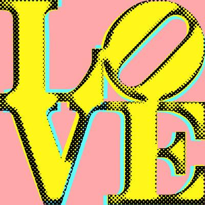 Pop Art - LOVE301