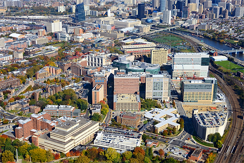 University of Pennsylvania Aerial - 517L