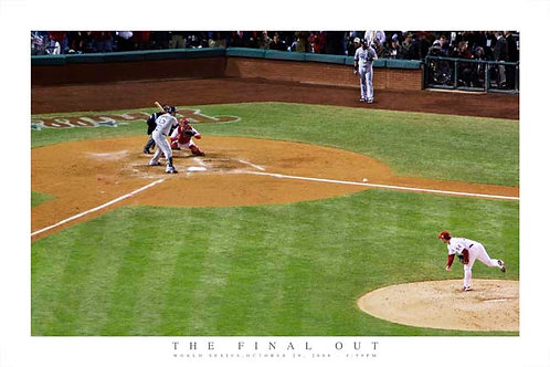 The Final Out - 110L