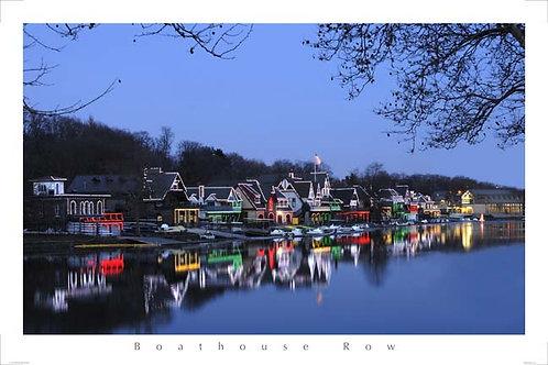 Boathouse Row Holiday Lights - 118L