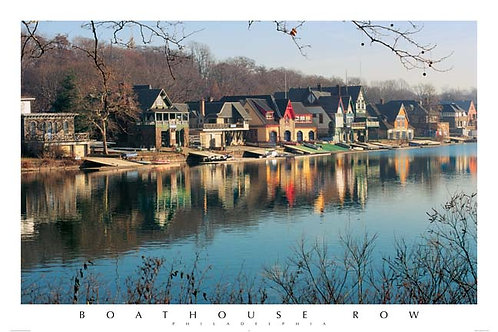 Boathouse Row - 145L