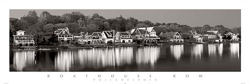 Boathouse Row - 158PMBW