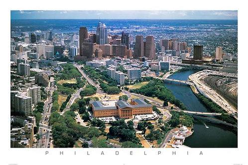 Philadelphia Aerial - 147L