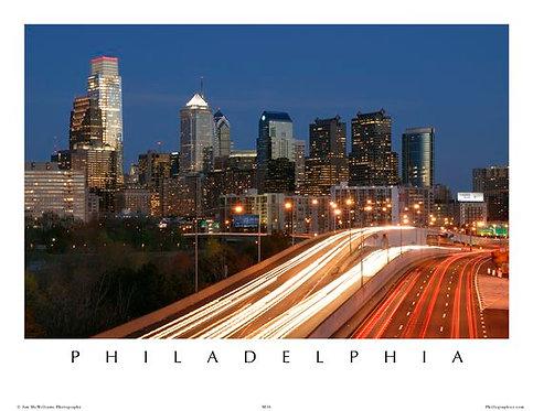 Philadelphia Skyline - 149S