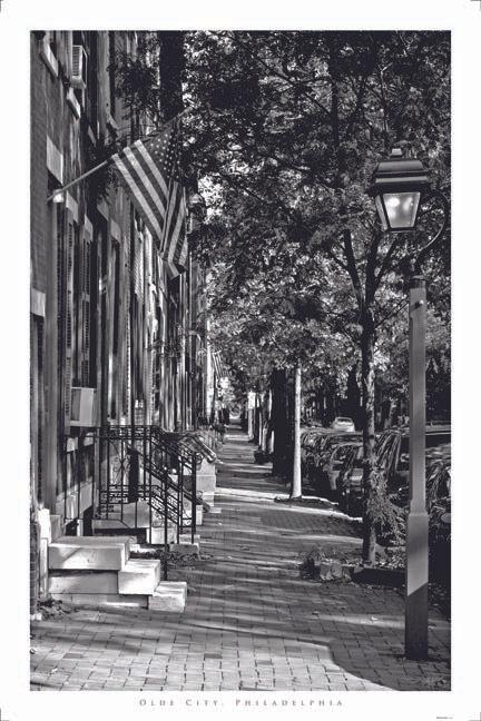 Olde City Philadelphia - 105LBW