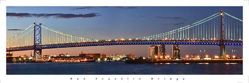 Ben Franklin Bridge - 182PL