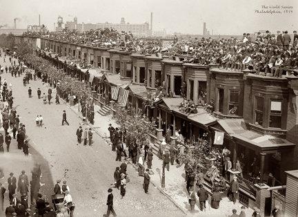 The World Series, Philadelphia, 1914 - 716H(16x22)