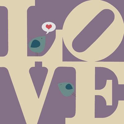 Lovebirds - LOVE317