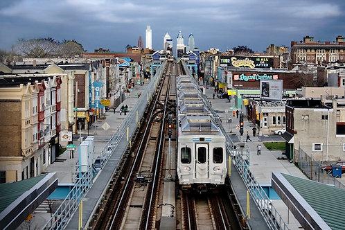 63rd Street Station - 159XL