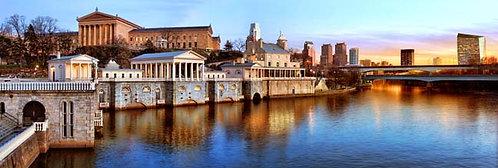 Philadelphia Waterworks - 168PM