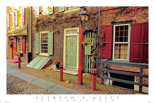 Elfreth's Alley - 124L