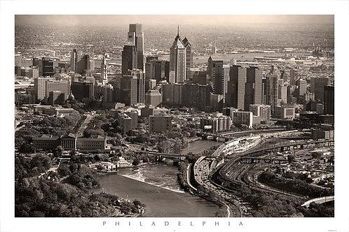 Philadelphia Aerial - 173LV