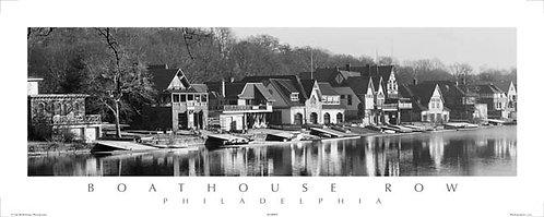 Boathouse Row - 145PSBW