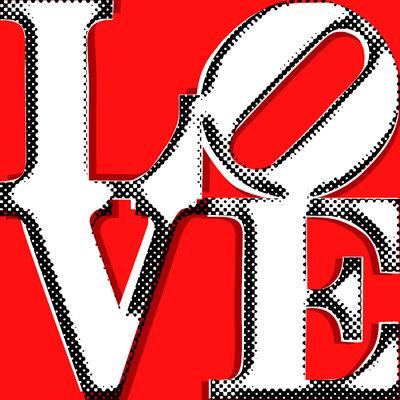 Pop Art - LOVE302