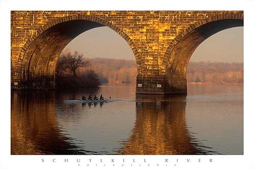 Schuylkill River - 128L