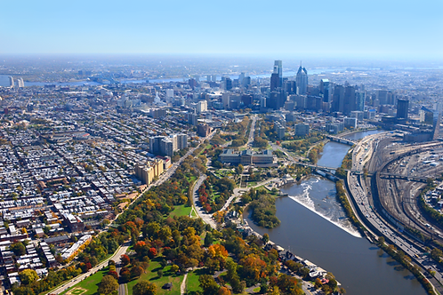 Philadelphia Aerial - 506L